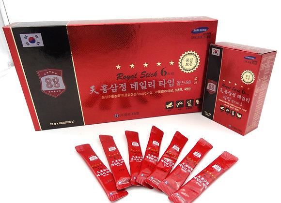Royal Sticks Red Ginseng Korea - Tứ Quý Đại Bổ Cơ Thể