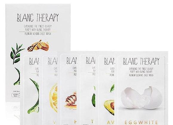 Blanc Therapy Mask. Mặt Nạ Giấy Nhiều Loại