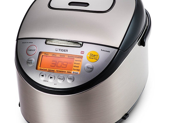 Tiger Rice Cooker with IH Technology - Nồi Cơm Điện