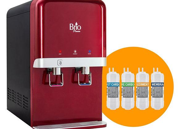 Brio Counter Top - Máy Làm Nước Nóng Lạnh