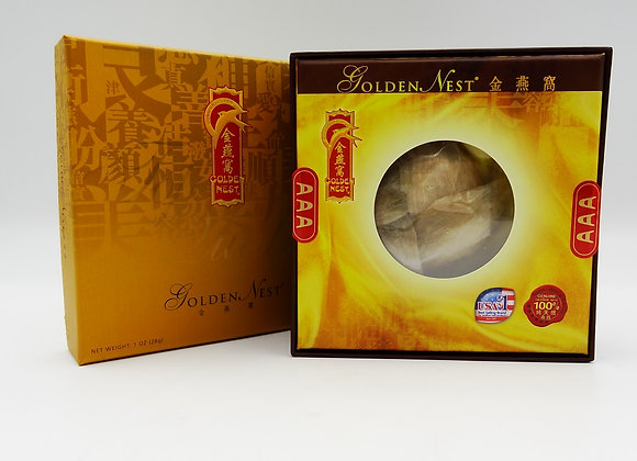Golden Bird Nest - Yến Hoàng Gia 4oz (56g). PRICE FOR 2 BOXES