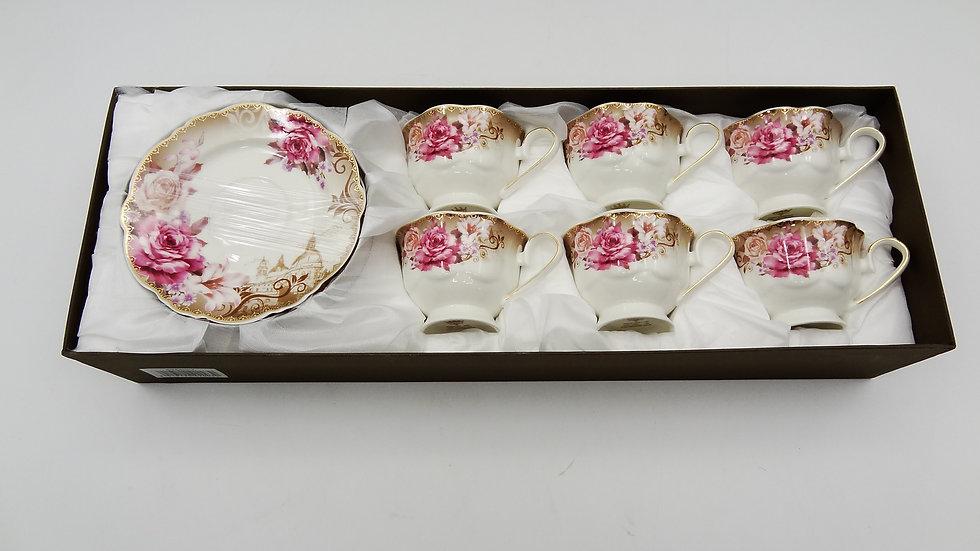 Germnay Tea Cups Set - Bộ Tách Trà Đức