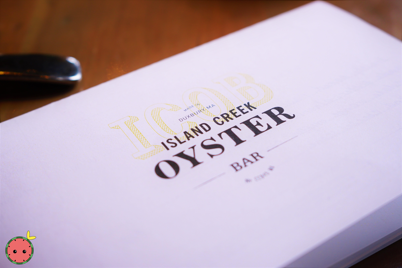 Island Creek Oyster Bar (3)