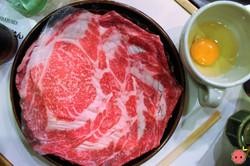 Kuroge Wagyu Beef (Kuroge Wagyu Beef Sukiyaki Set) 3