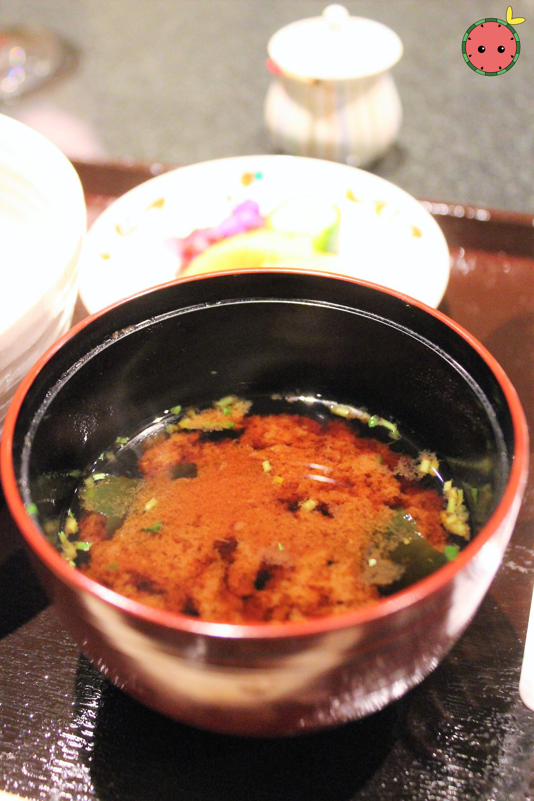 Akadashi Red Miso Soup