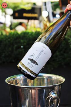 Wine Andlau Riesling 2014, Marc Kreydenweiss 2