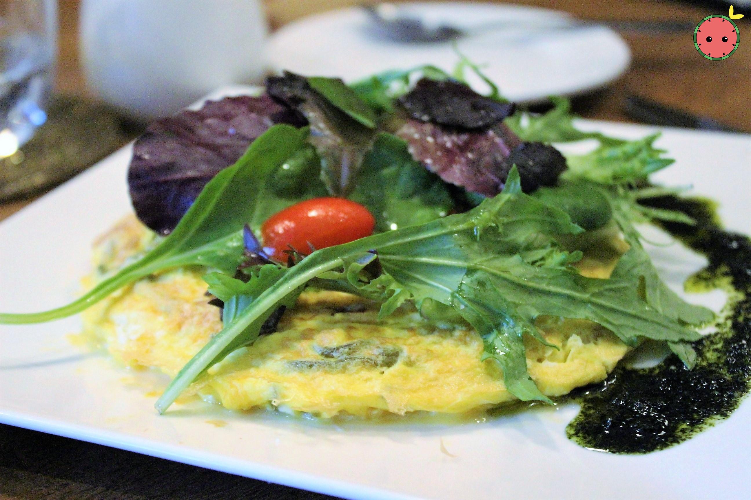 Japanese Omelette 2