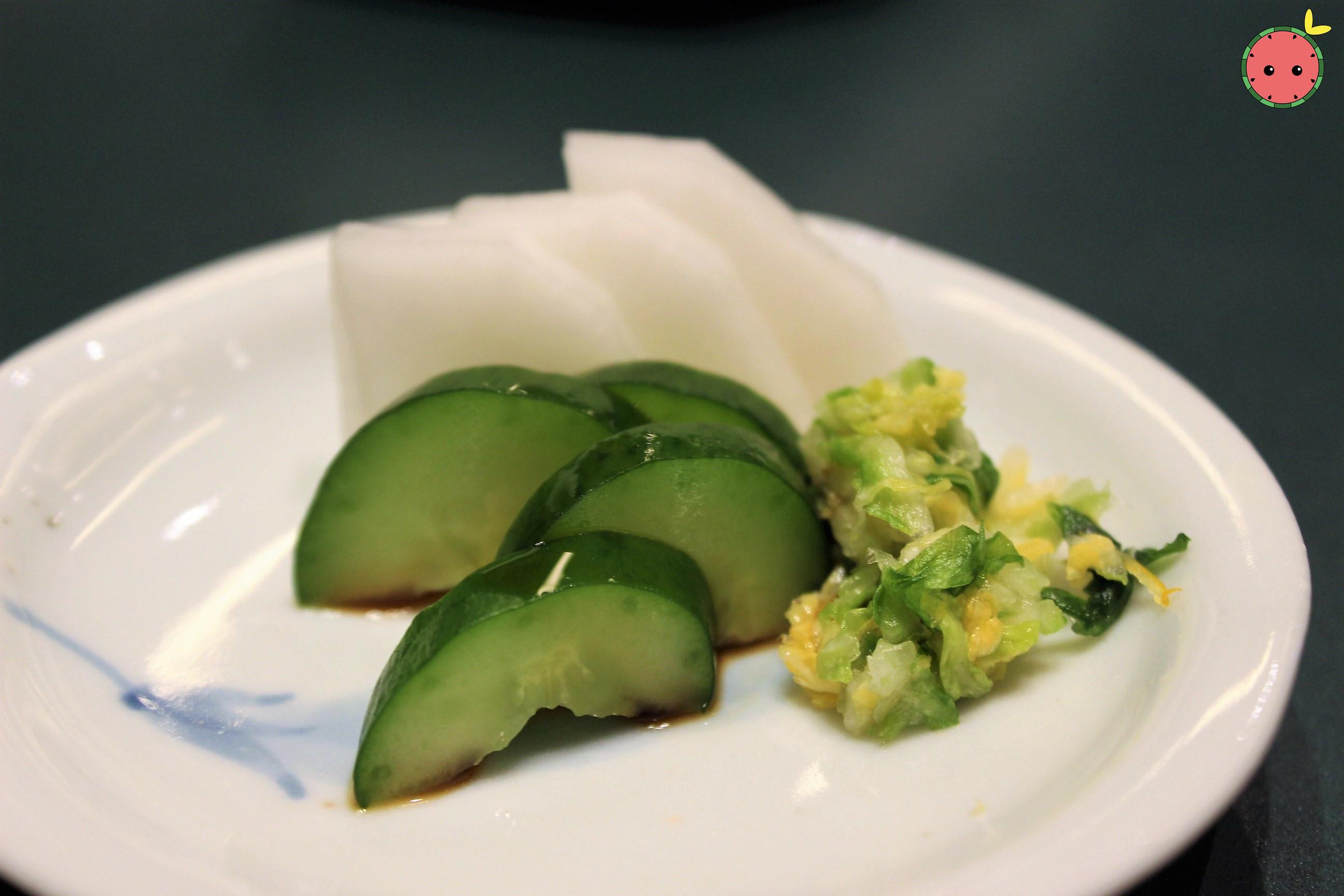 Pickled Veggies