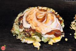 Yamaimo-Yaki with Pork and Oysters