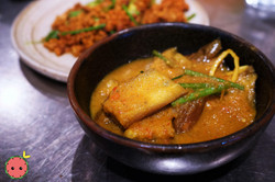 Wild Ginger and Beef Neck Curry from Bur