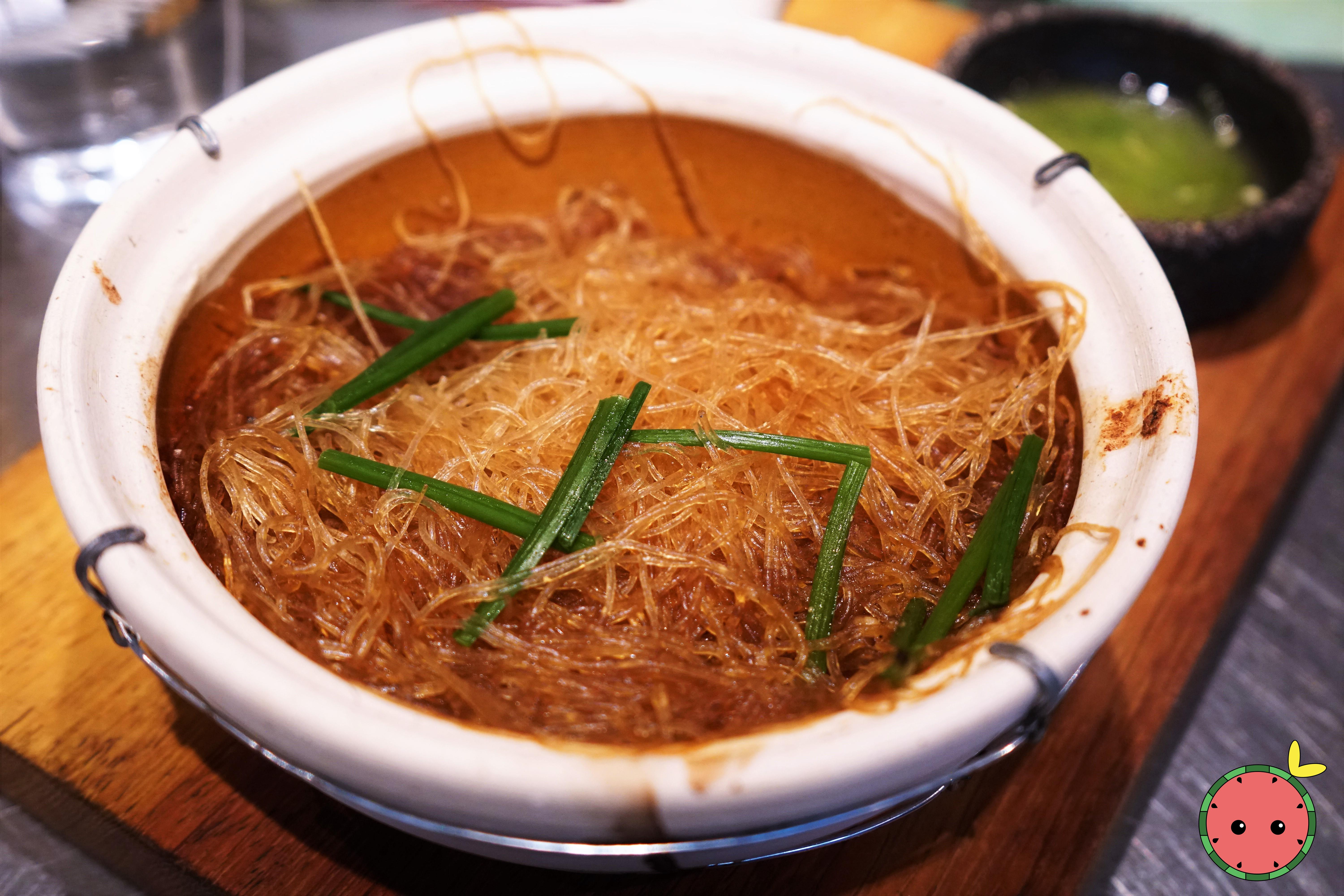 Clay Pot Baked Glass Noodles (2)