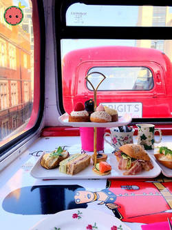 Traditional Afternoon Tea Bus Tour (2)