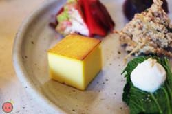 Tofu dashi