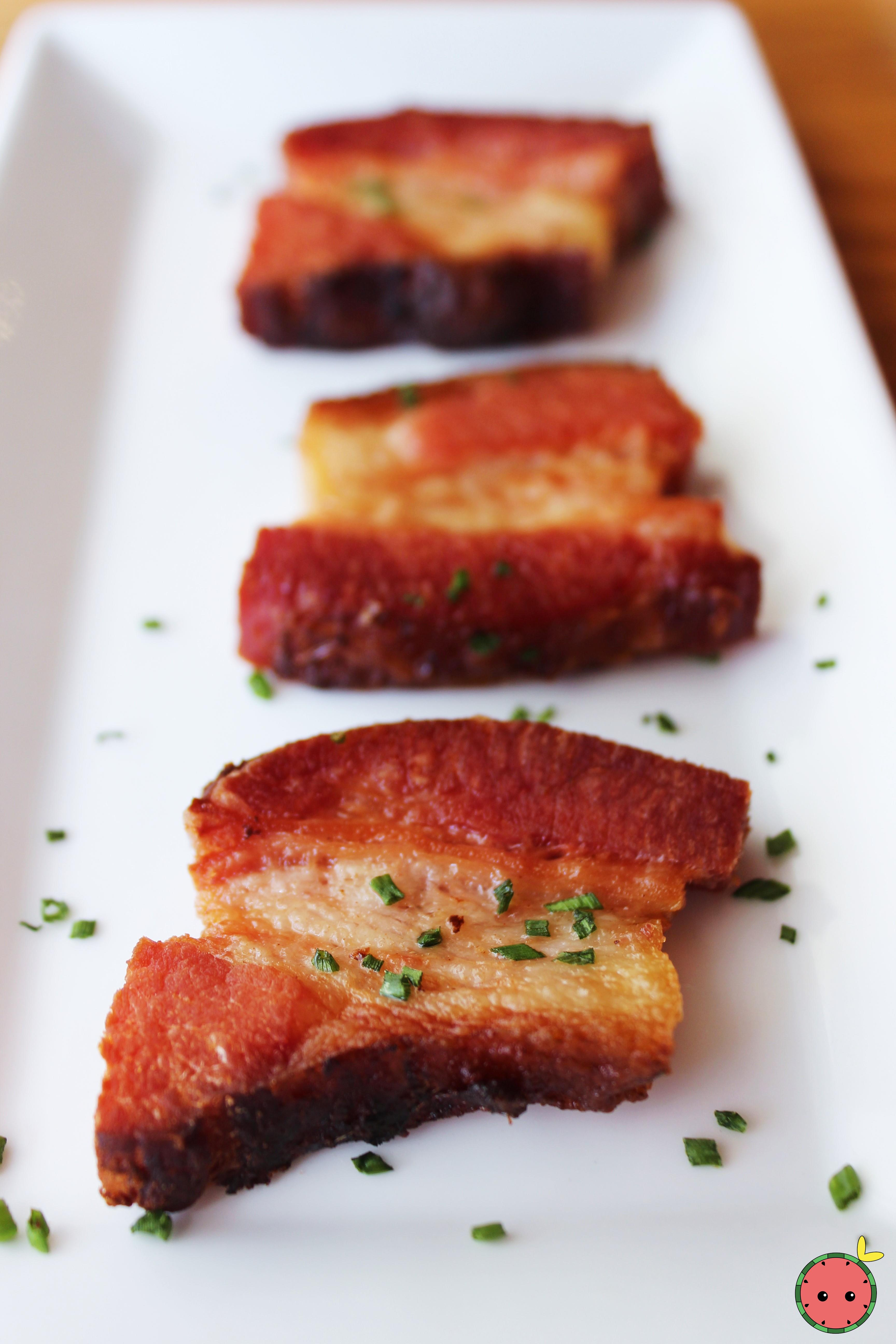 Bacon - House-cured & smoked pork belly