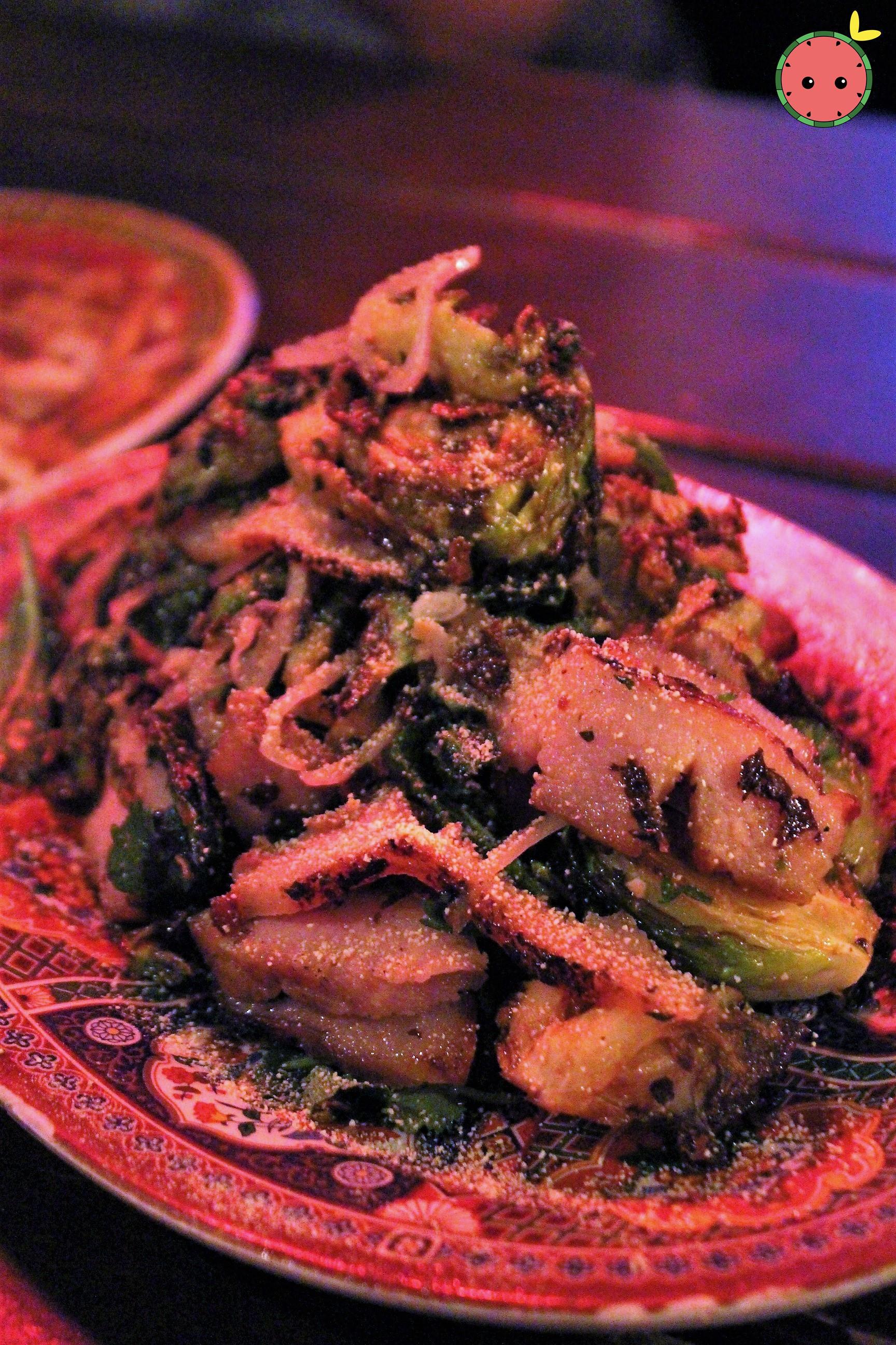 Grilled Pork Jowl