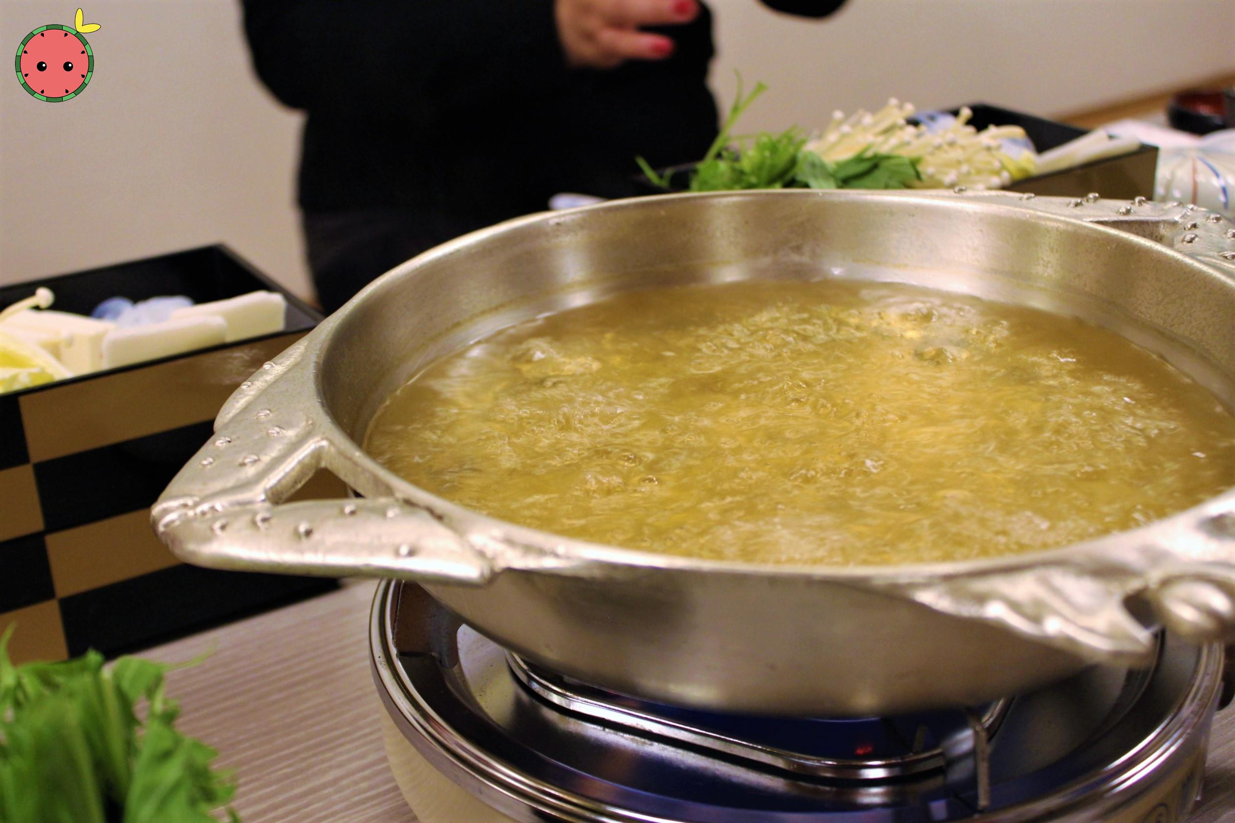 Hotpot Clear Soup