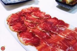 Cured ham and loin of Iberian acorn-fed pork