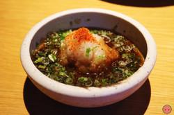 Spicy ponzu sauce for the Karei Karaage