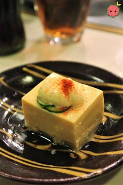 Tofu & Asparagus