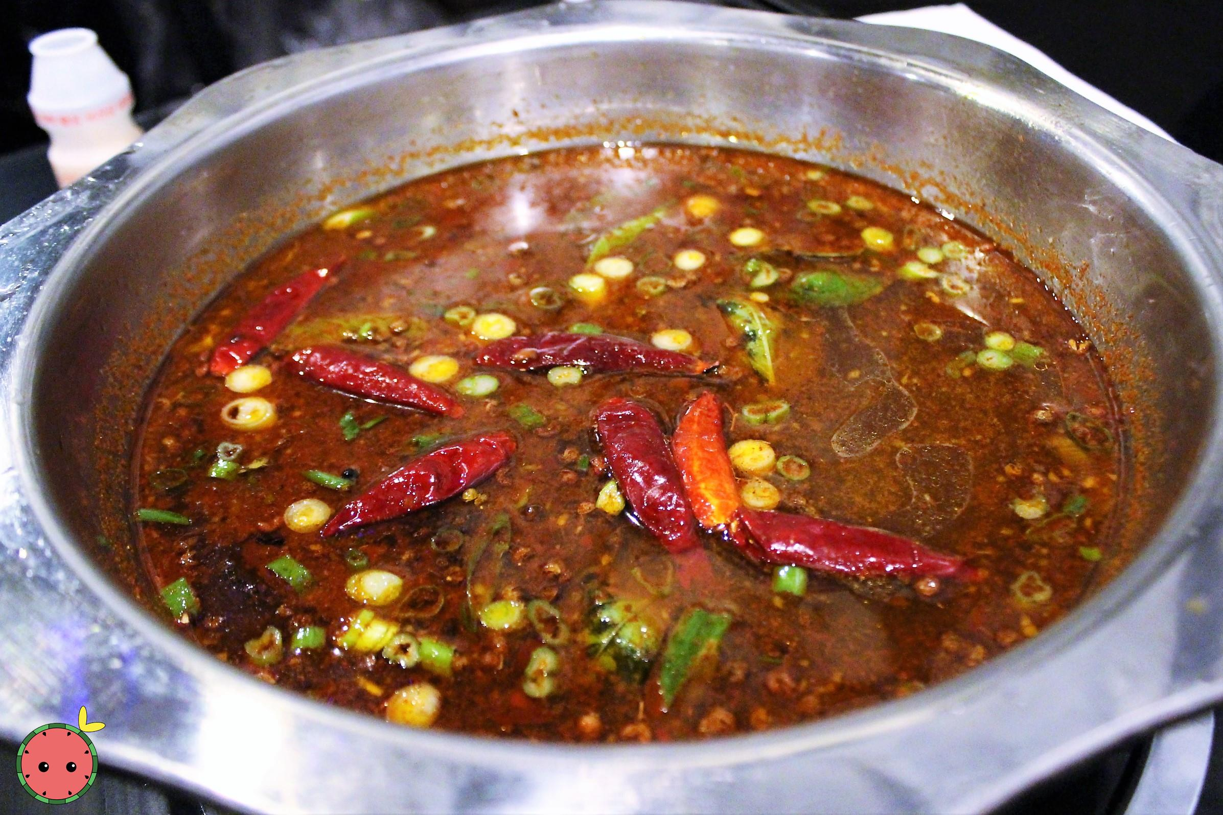 Spicy Beef Hot Pot
