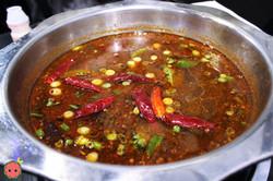 Spicy Beef Hot Pot