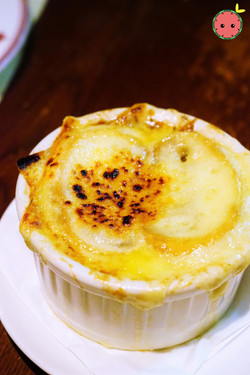 French Onion Soup with Truffled Short Rib