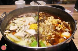 Half n Half Hotpot 紅白鍋