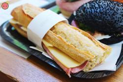 Jambon-Beurre Sandwich