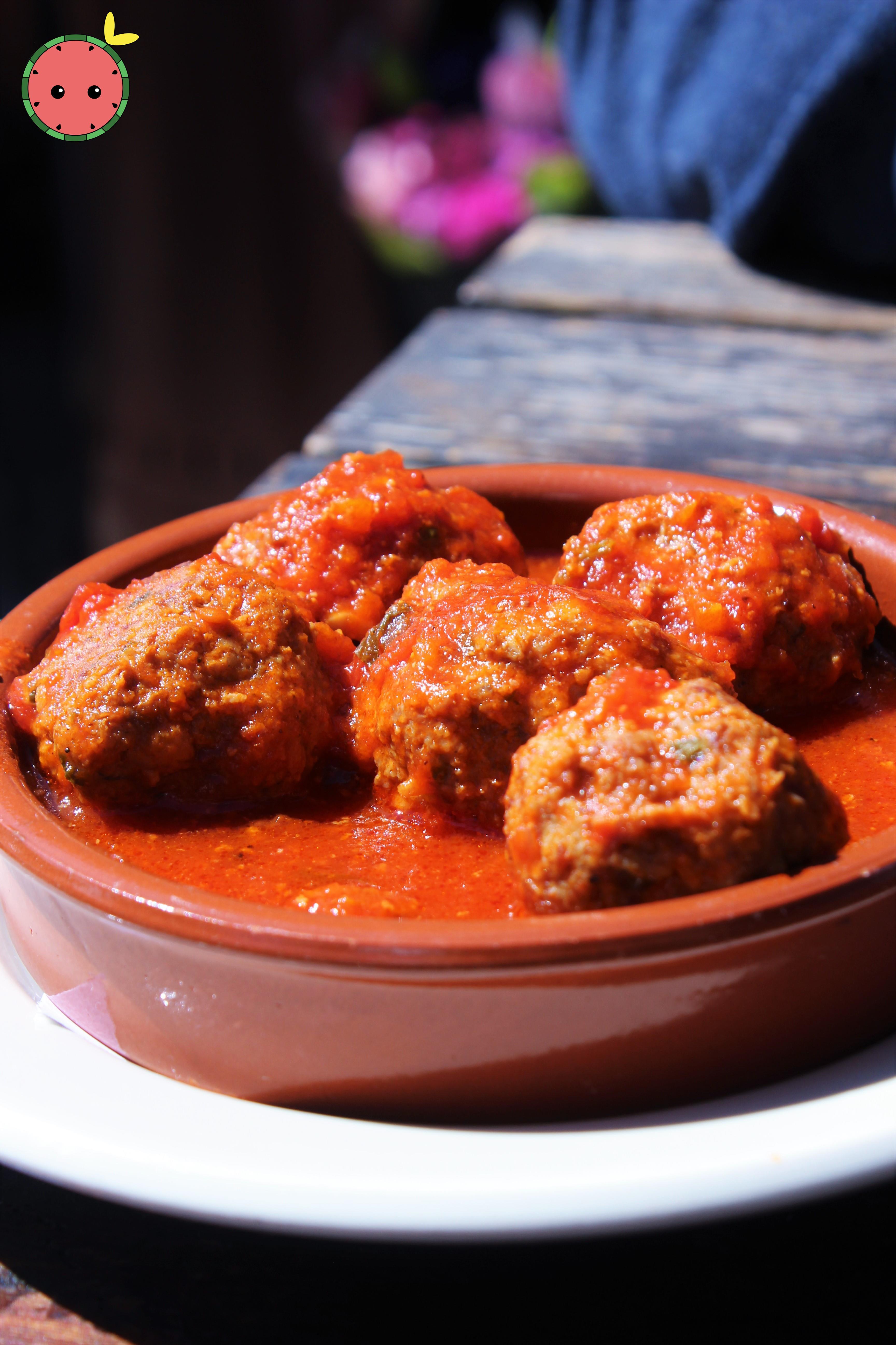 Albondigas_-_Spiced_Meatballs_in_Jamón_Tomato_Sauce