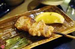 Pork belly with garlic miso