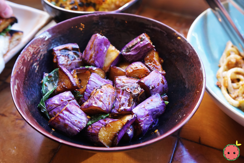 Hakka Eggplant