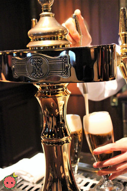 The Teddy Roosevelt Lounge Beer Dispenser 2