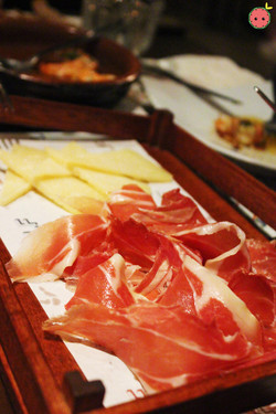Cheese & Iberian Cold Cuts