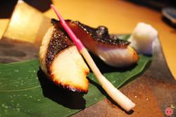 Saikyo Miso Black Cod - From Alaska marinated in saikyo miso