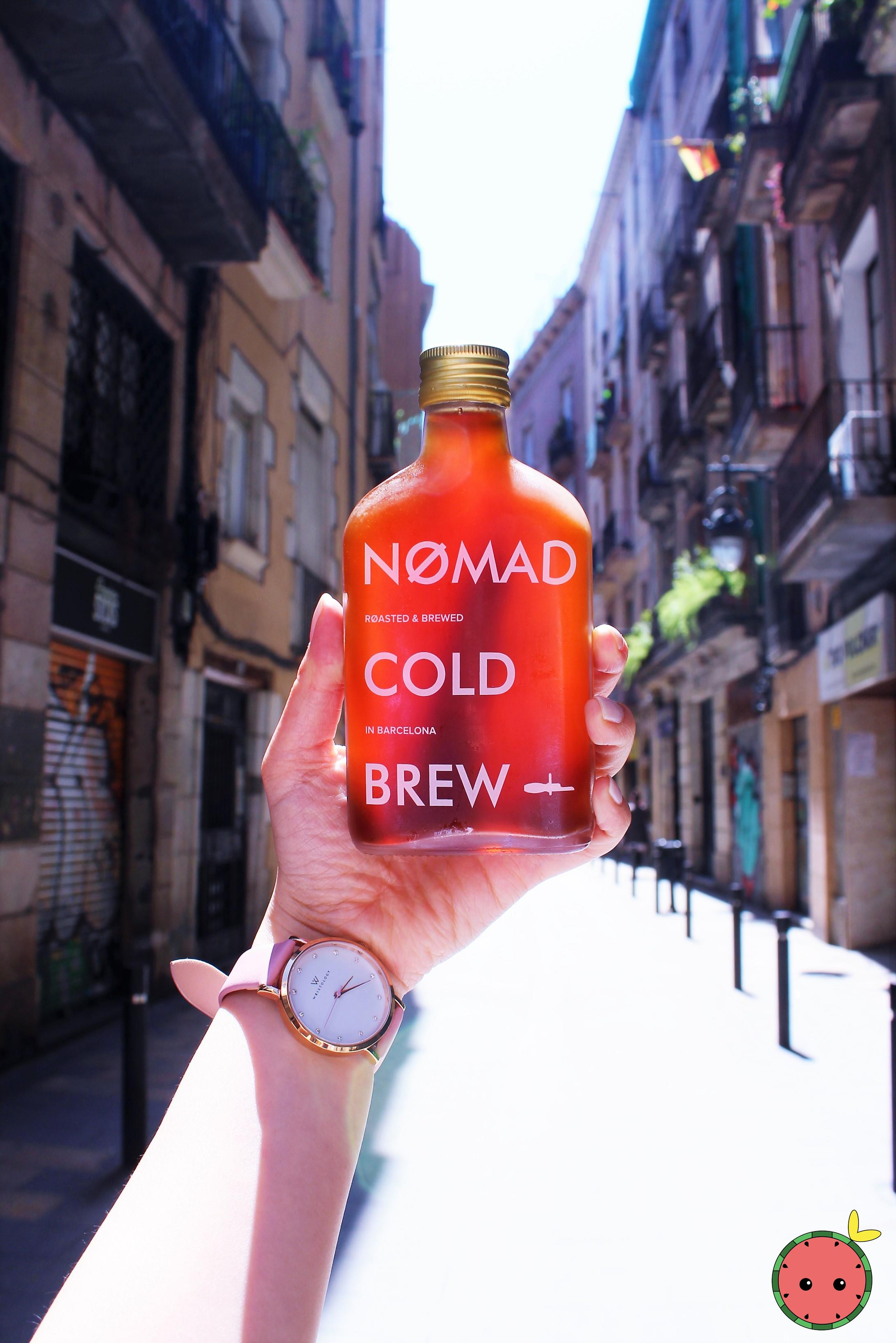 Nomad Cold Brew