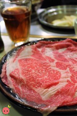 Kuroge Wagyu Beef (Kuroge Wagyu Beef Sukiyaki Set)