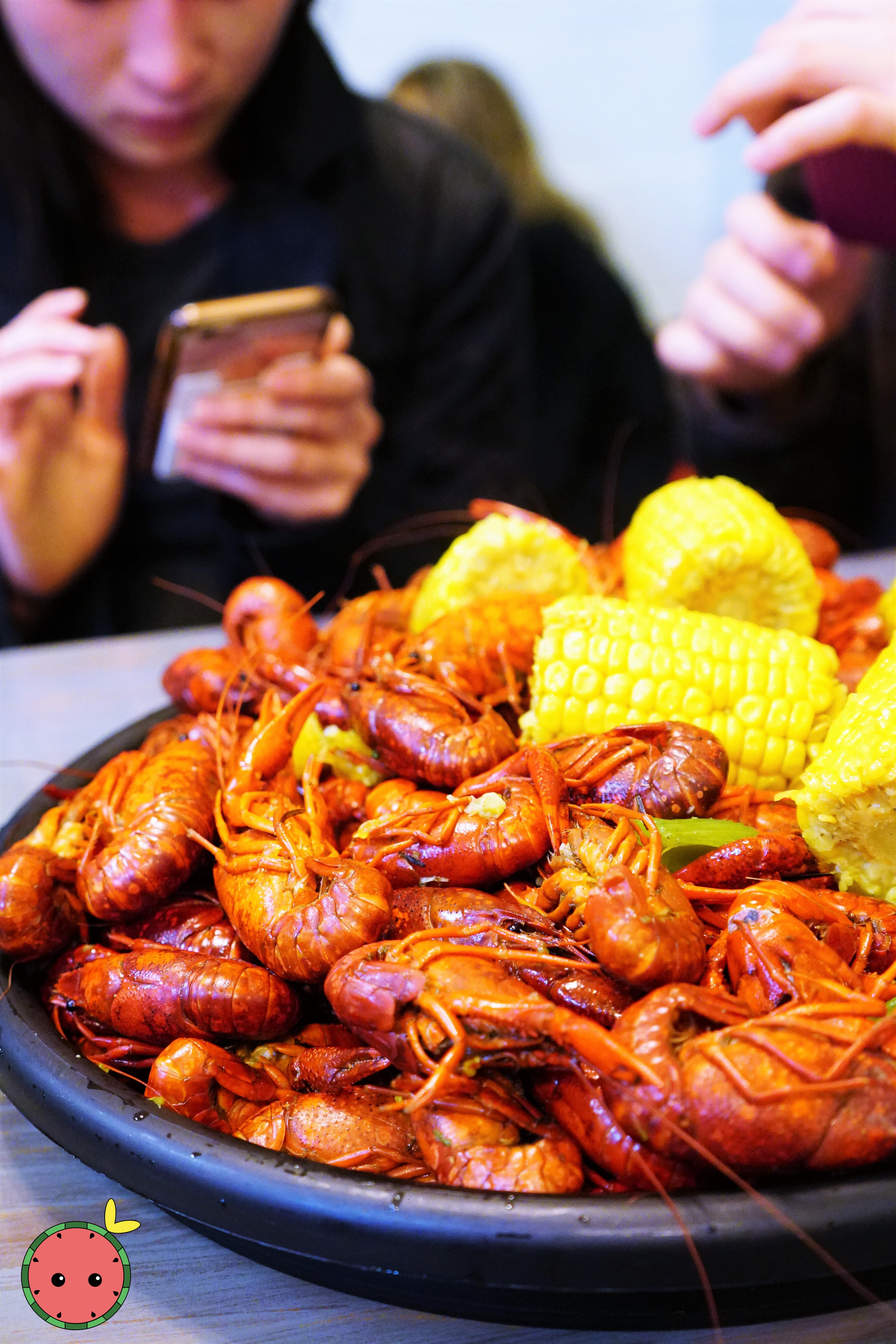 Crawfish (5lbs) & Corn (3)