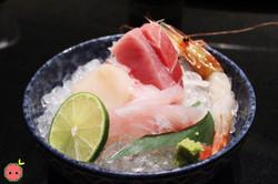 Sashimi Platter for One