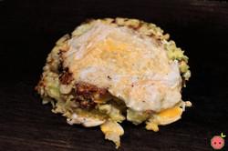Yamaimo-Yaki with Pork and Oysters 2
