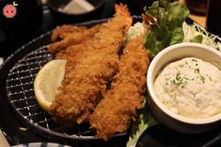 Tonkatsu & Shrimp Tempura