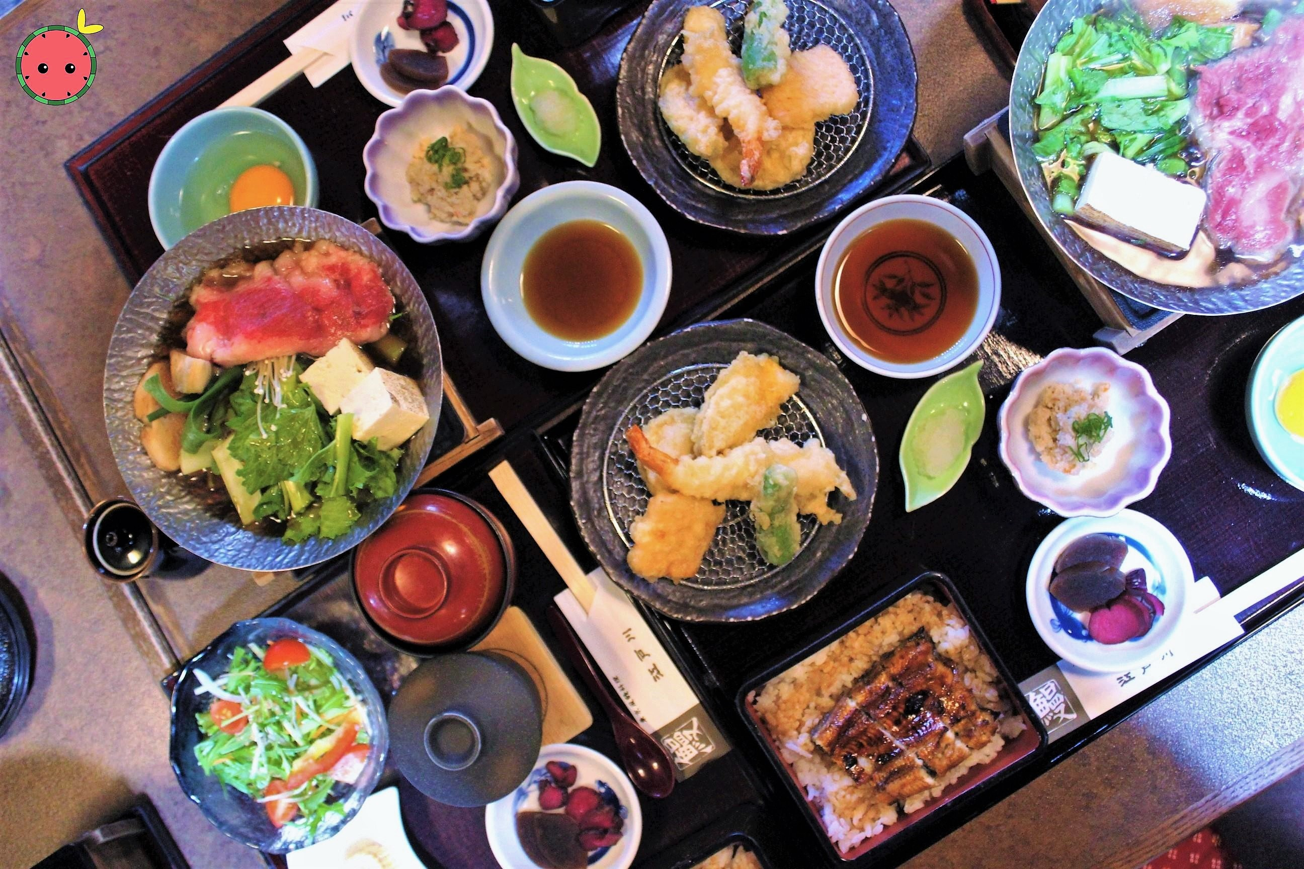 Minijuu Set & Yamatogyuu Sukiyaki Zen Set