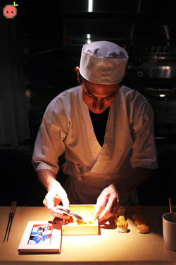 Chef Kevin Cory