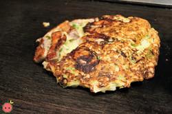 Yamaimo-Yaki with Pork and Oysters 3