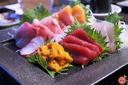 5 Kinds Sashimi Set