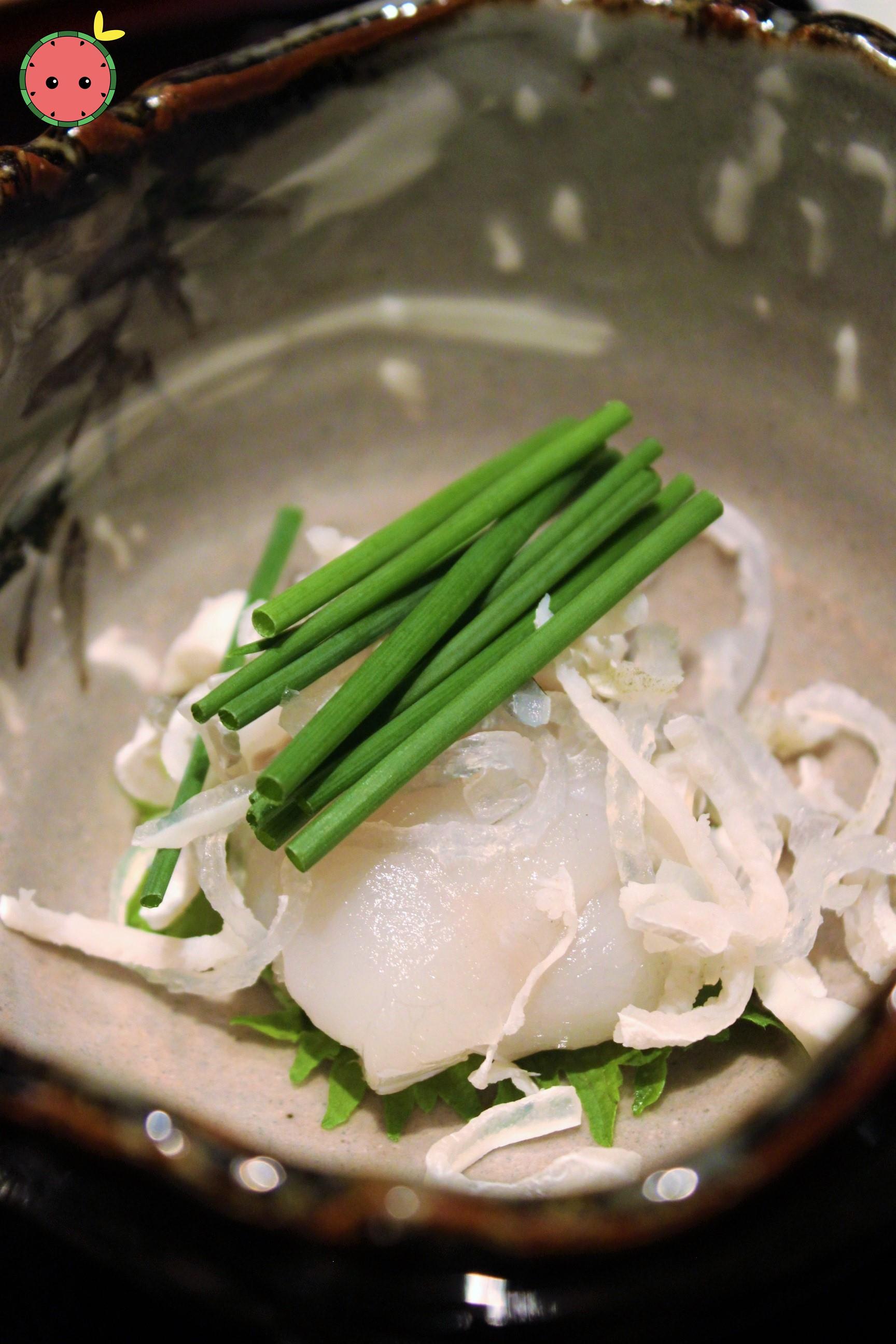 Fugu Skin and Meat