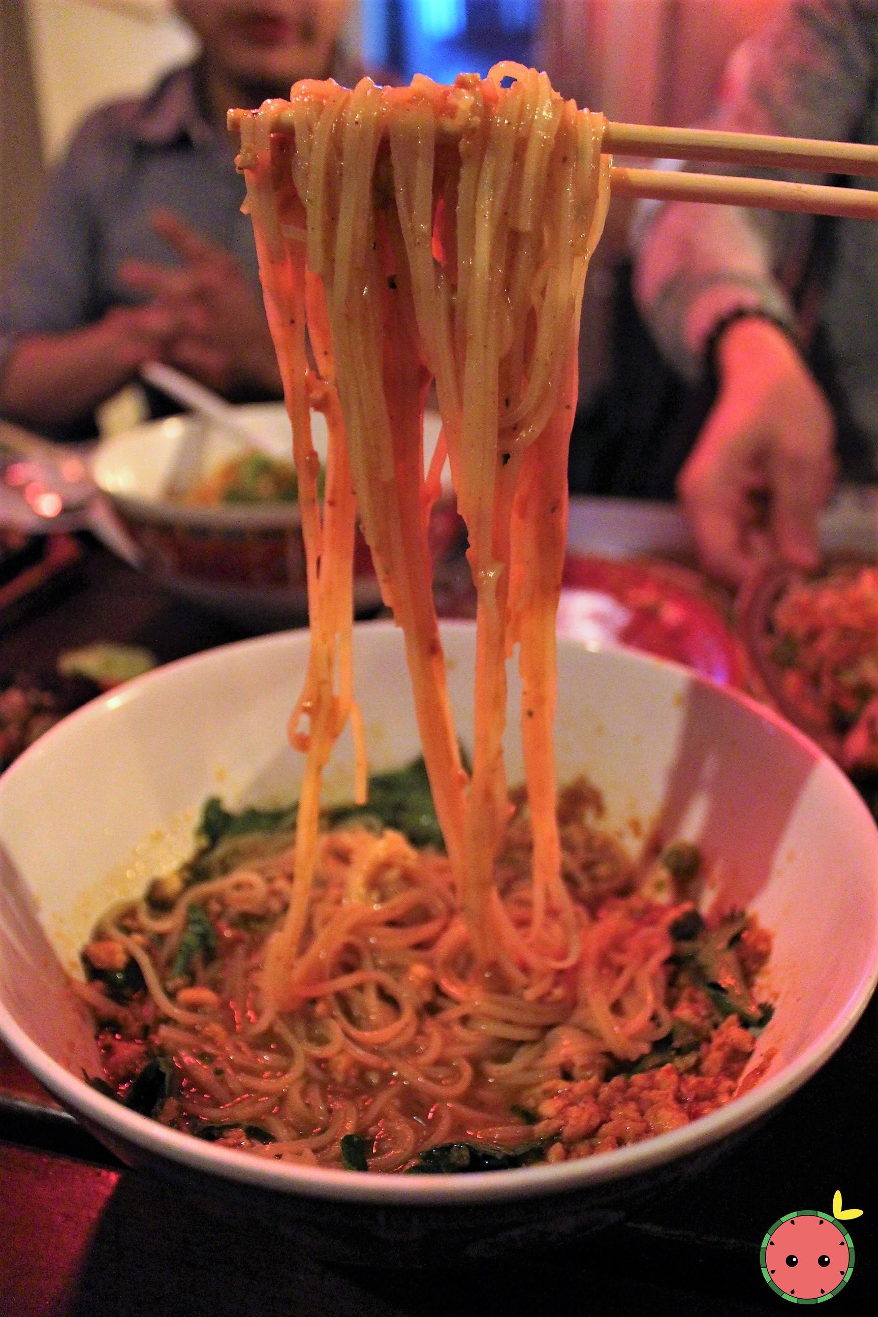 Shan Noodles 2