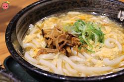 Hot & Sour Soup Veggie Udon 2