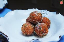 Arancini - Crispy risotto bites