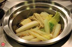 Assorted Veggies (Kuroge Wagyu Beef Sukiyaki Set)