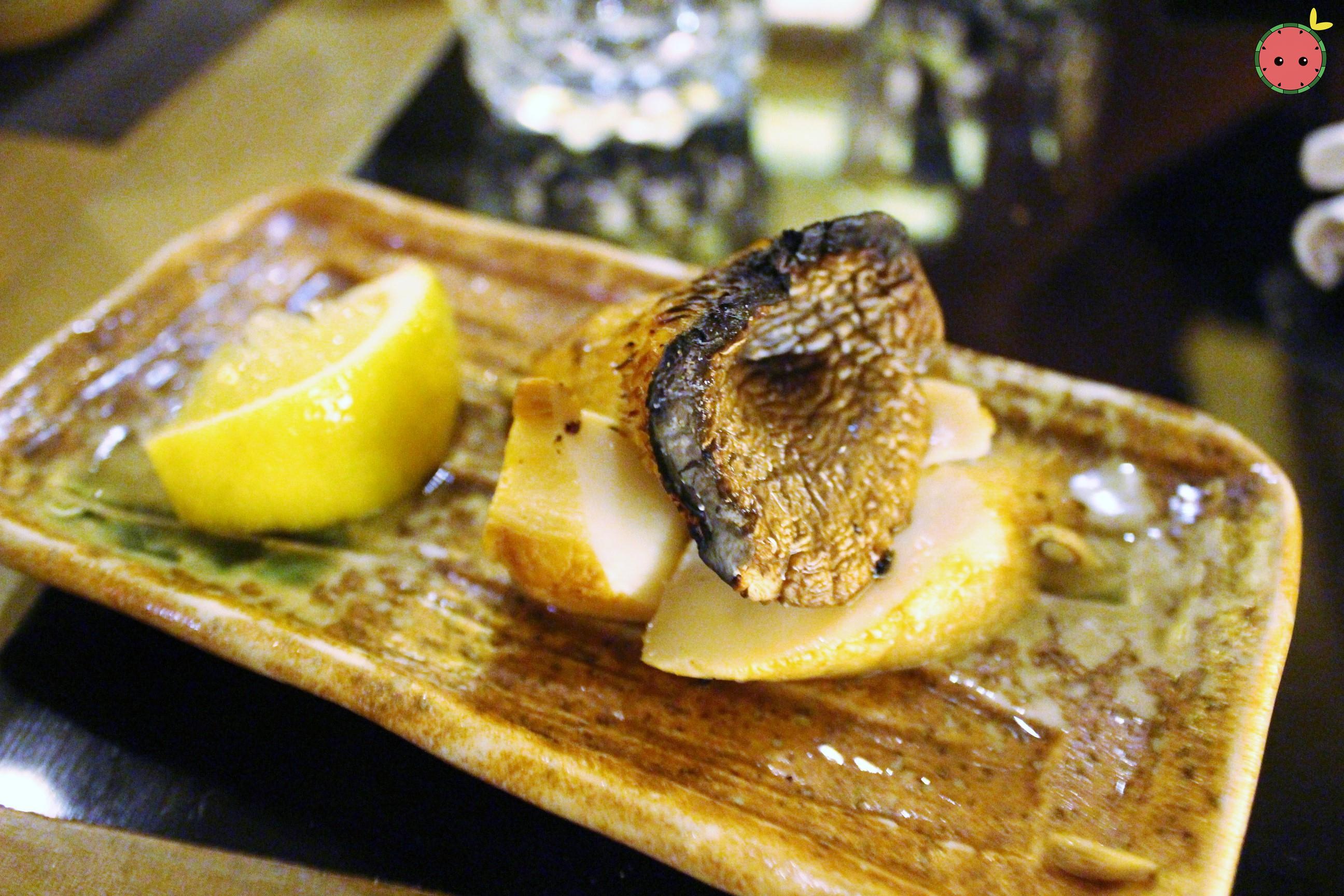Eringi (king trumpet mushroom)
